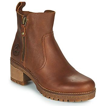 Sko Dame Støvler Panama Jack PAULINE Brun