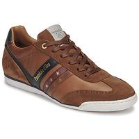 Sko Herre Lave sneakers Pantofola d'Oro VASTO UOMO LOW Brun