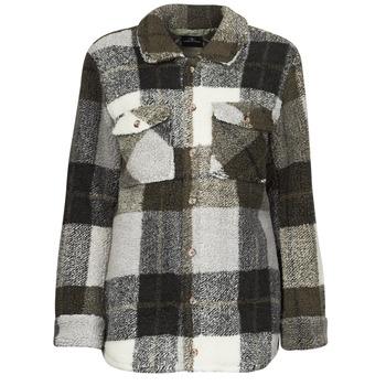 textil Dame Jakker / Blazere Volcom SILENT SHERPA JACKET Sort