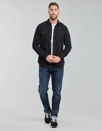 textil Herre Lige jeans Lee XTREM MOTION STRAIGHT FIT Blå