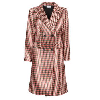 textil Dame Frakker Betty London PIVENE Sort / Rød