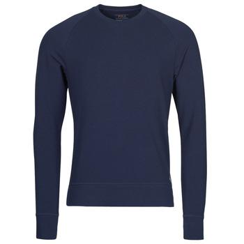 Se Langærmede T-shirts Polo Ralph Lauren  LS CREW SLEEP TOP ved Spartoo