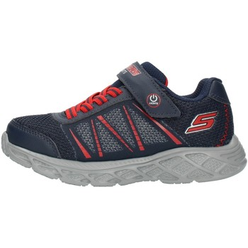Sko Dreng Lave sneakers Skechers 401530L Blue