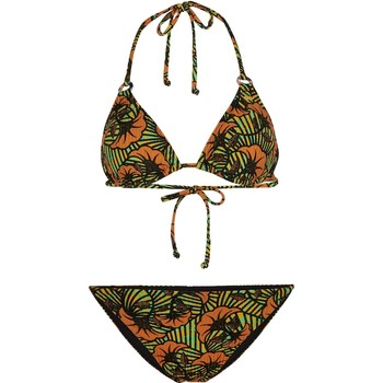 textil Dame Bikini O'neill Capri Bondey Fixed Set Flerfarvet