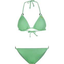 textil Dame Bikini O'neill Capri Bondey Fixed Set Grøn