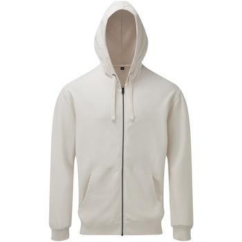 textil Herre Sweatshirts Asquith & Fox AQ046 Vintage White