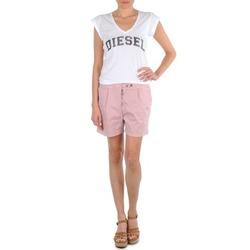 textil Dame Shorts Diesel HANTU Pink
