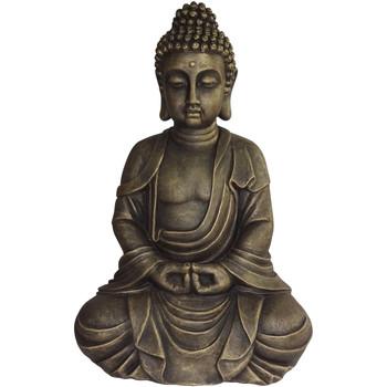 Indretning Små statuer og figurer Signes Grimalt Buddha Lila