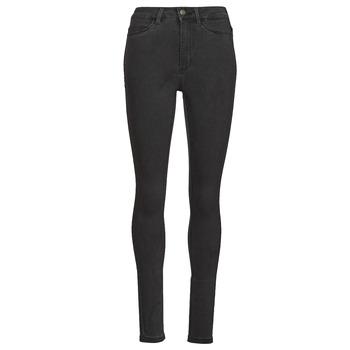 textil Dame Smalle jeans Noisy May NMCALLIE Grå