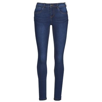 textil Dame Smalle jeans Noisy May NMJEN Blå / Mørk