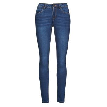 textil Dame Smalle jeans Noisy May NMJEN Blå / Medium