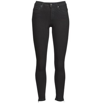 textil Dame Smalle jeans Noisy May NMKIMMY Sort