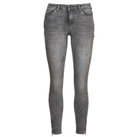 textil Dame Smalle jeans Noisy May NMKIMMY Grå