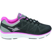 Sko Dame Lave sneakers Gola  Black/Grey/Pink