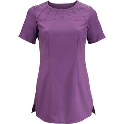 textil Dame T-shirts m. korte ærmer Alexandra  Amethyst