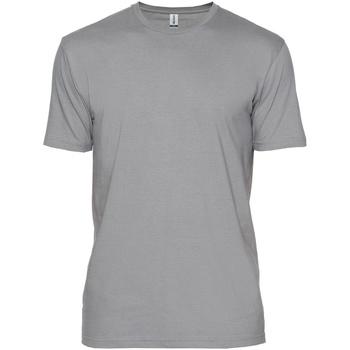 textil T-shirts m. korte ærmer Gildan GD073 Gravel