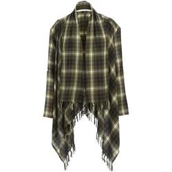 textil Dame Veste / Cardigans Animal  Shadow Black