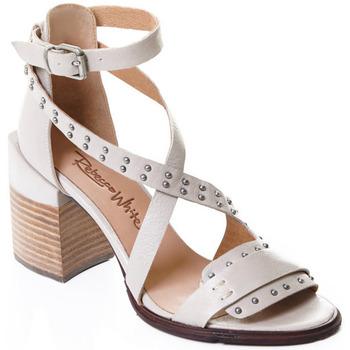 Sko Dame Højhælede sko Rebecca White T0501 |Rebecca White| D??msk?? sand??ly na vysok??m podpatku z telec??