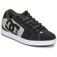 Sko Herre Skatesko DC Shoes NET Sort / Grå