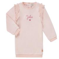 textil Pige Korte kjoler Carrément Beau ABRICOT Pink