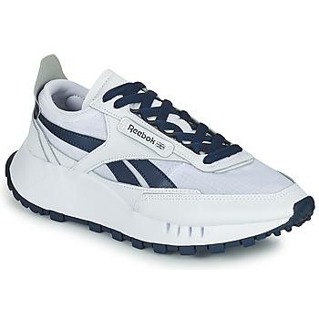 Sko Lave sneakers Reebok Classic CL LEGACY Hvid / Blå