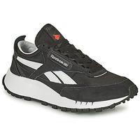 Sko Lave sneakers Reebok Classic CL LEGACY Sort / Hvid