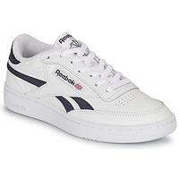 Sko Lave sneakers Reebok Classic CLUB C REVENGE Hvid / Marineblå