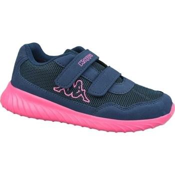 Sko Børn Lave sneakers Kappa Cracker II BC K Blå