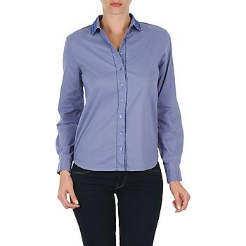 textil Dame Skjorter / Skjortebluser Antik Batik ARNOLD Blå