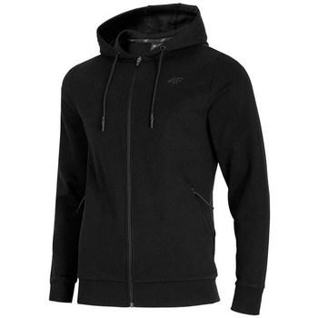 textil Herre Sweatshirts 4F BLM016 Sort