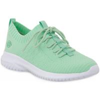 Sko Herre Lave sneakers Dockers 880 MINT Verde