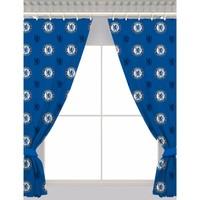 Indretning Gardiner og persienner Chelsea Fc 168 x 137 cm Blue