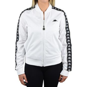 textil Dame Sportsjakker Kappa Imilia Training Jacket Hvid