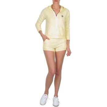 textil Dame Shorts Petit Bateau TOUPET Gul