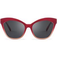 Ure & Smykker Solbriller Hanukeii Laguna Rød
