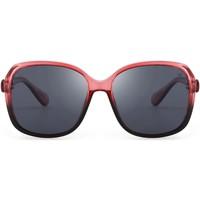 Ure & Smykker Solbriller Hanukeii Village Rød
