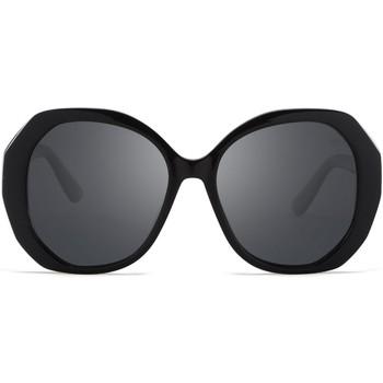 Ure & Smykker Solbriller Hanukeii Lombard Sort