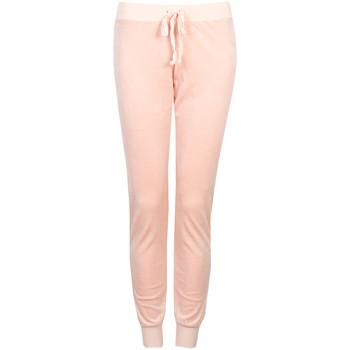 textil Dame Træningsbukser Juicy Couture  Pink