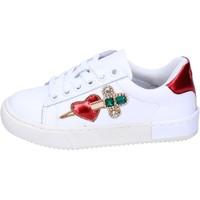 Sko Pige Lave sneakers Holalà BH12 Hvid