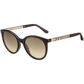 Ure & Smykker Dame Solbriller Jimmy Choo  Brun