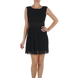 textil Dame Korte kjoler Eleven Paris DEMAR Sort
