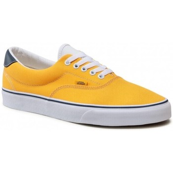 Sko Lave sneakers Vans eRA 59 Gul