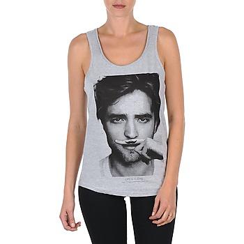 textil Dame Toppe / T-shirts uden ærmer Eleven Paris BERTY DEB W Grå