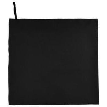 Indretning Håndklæde og badehandske Sols ATOLL 100 Negro Negro