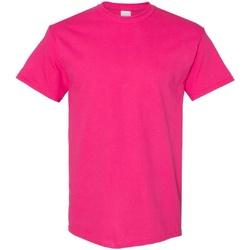 textil Herre T-shirts m. korte ærmer Gildan 5000 Heliconia