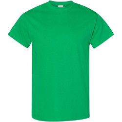 textil Herre T-shirts m. korte ærmer Gildan 5000 Irish Green