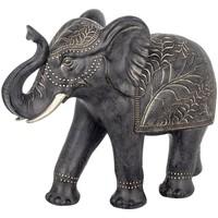 Indretning Små statuer og figurer Signes Grimalt Elefant Dorado