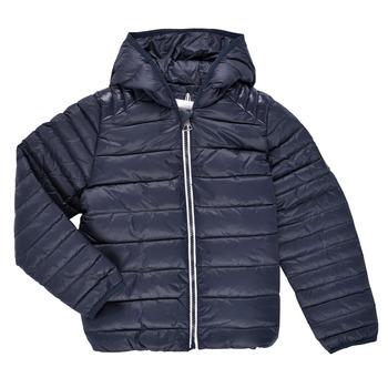 textil Børn Dynejakker Aigle ANITA Marineblå