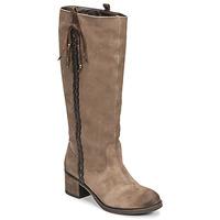 Sko Dame Chikke støvler Betty London ELOANE Muldvarpegrå