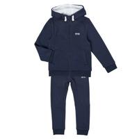 textil Dreng Træningsdragter BOSS COLLETA Marineblå